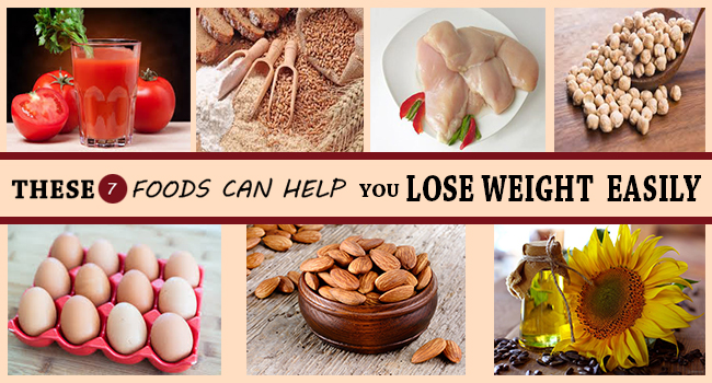 These 7 Foods Can Help You Lose Weight Easily Remedies Lore