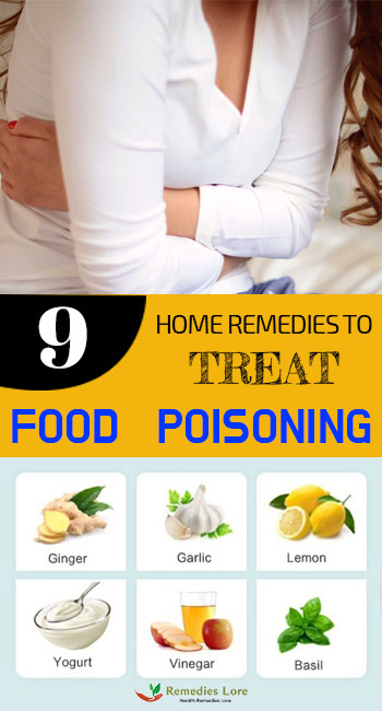 How To Make Stomach Feel Better After Food Poisoning