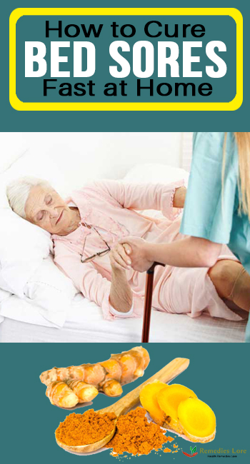 how to care for a bedsore