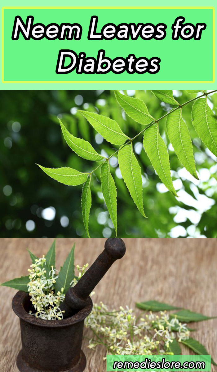 How to Control Diabetes With Neem Leaves - medisyskart.com