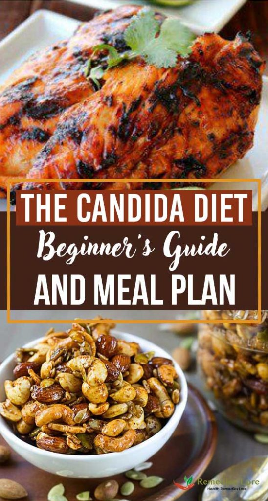 The Candida Diet: Beginner's Guide and Meal Plan - Remedies Lore