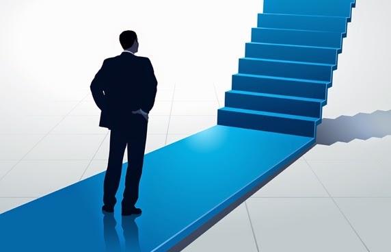 Take small steps